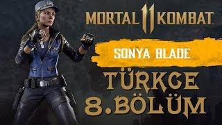 KANO'NUN DÖVÜŞ KULÜBÜ | Mortal Kombat 11 Türkçe 8. Bölüm