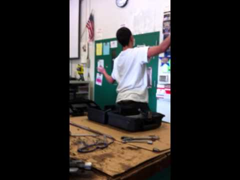 north syracuse junior high school tech ed class