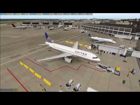 XP11 | KORD - KMCO | Flight Factor A320-200 | Testing the release BSS Sound  Pack!