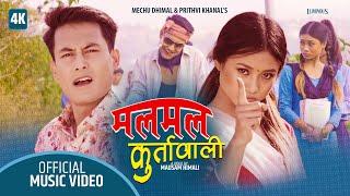 Malmal kurthawali(मलमल कुर्तावाली) by Prithvi Khanal & MechuDhimal New Nepali Song 2077