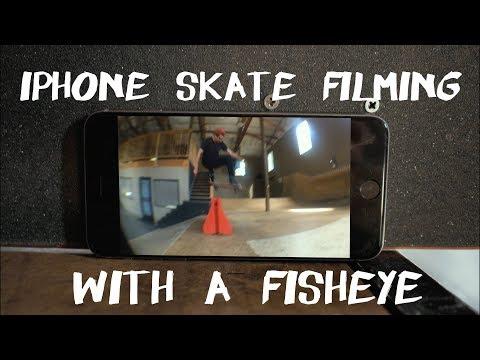 How To Film Fisheye On An IPhone