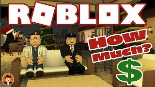 Big Christmas Makeover! | Roblox | Ben and Doctor What