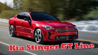 """Kia Stinger GT Line """"TR'de İlk"""""""