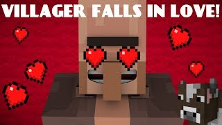 If A Villager Fell In Love - Minecraft