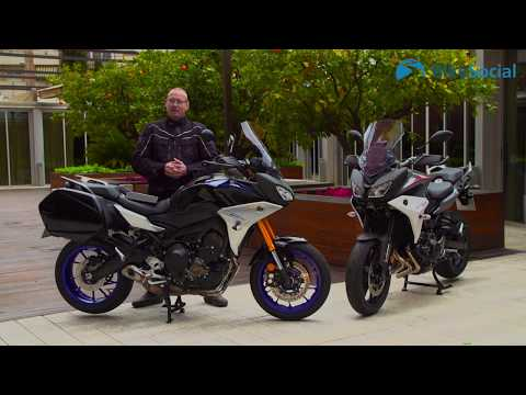 Yamaha Tracer 900 & Tracer 900 GT (2018) review | BikeSocial