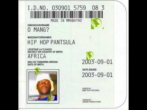 O Mang? by Hip Hop Pantsula