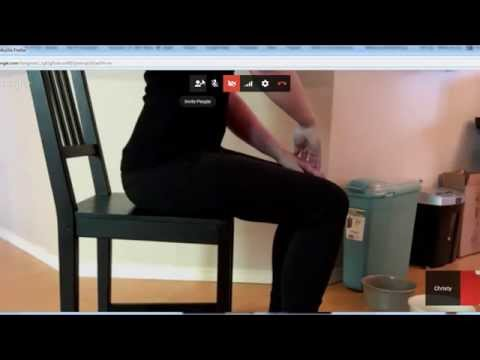 Sitting Posture With Hip Labral Tears