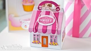 Papertrey Ink NEW Product Introduction: Tiny Town Sweet Shoppe Dies