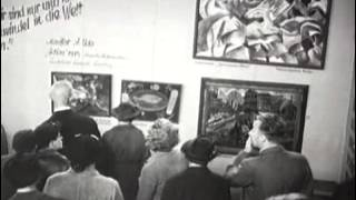 1937 Munich Exhibition of Degenerate Art