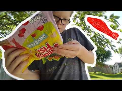 SWEDISH FISH JELLY BEANS! (Notice For May)