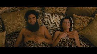 Постельная сцена с Меган Фокс. \ Диктатор 2012