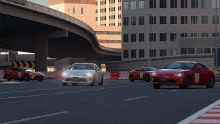 Gran Turismo™SPORT | Daily Race 1205 | Tokyo | Toyota 86 GT | Broadcast