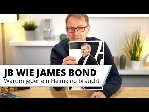 James Bond muss auf die Leinwand im Heimkino!