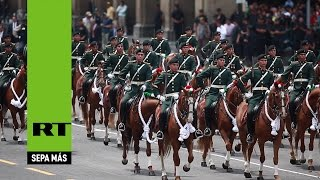 Día de la Independencia: Así fue el gran desfile militar en México