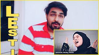 Gambar cover Lesti - Tirani | Official Music Video reaction | reaction on lesti tirani | lesti reaction | lesti