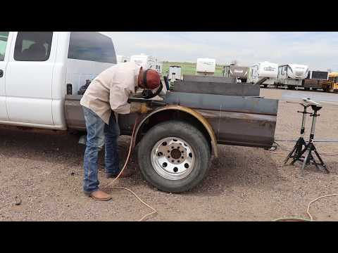 How to Build a Welding Bed Build Part 4