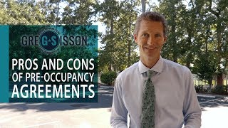 Myrtle Beach Real Estate Agent: The Truth About Pre-Occupancy Agreements