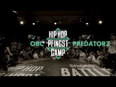 OBC Vs Predatorz | 3vs3 Final | Pfingstcamp 2019