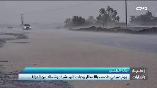 أخبار الإمارات - حالة الطقس: يوم صيفي عاصف بالأمطار وحبات البرد شرقا وشمالا من الدولة
