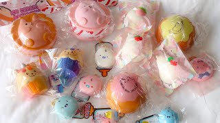 Squishy Station HK Squishy Package!! 💘 NEW SQUISHIES!