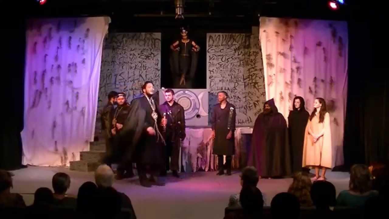 Macbeth Part 1 - YouTube