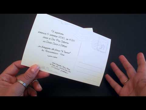 *IdEa* - PARTECIPAZIONE DI MATRIMONIO - Tutorial 46 from YouTube · Duration:  13 minutes 37 seconds