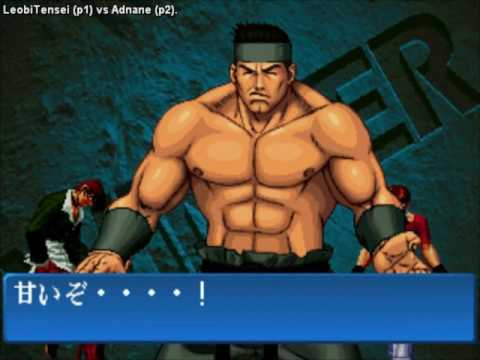 KOF98 Fightcade Replay - LeobiTensei (Morocco) 12 vs 0 Adnane (Morocco)