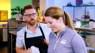 Cooking With Team USA  Make Bronzino With An Olympic Bronze Medalist