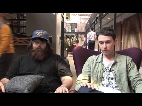 Alabama Shakes interview - Heath and Zac (part 1)