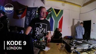 Kode 9 Tribute to DJ Rashad Boiler Room London DJ Set
