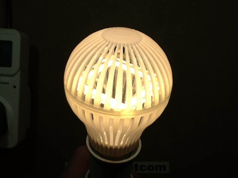 Osram Led Teardown Of Next-generation Led Filament Lamp. - Youtube