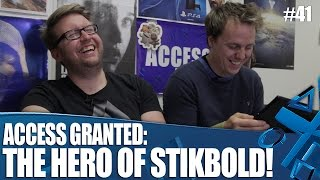 Access Granted: Who will be the Stikbold! hero?