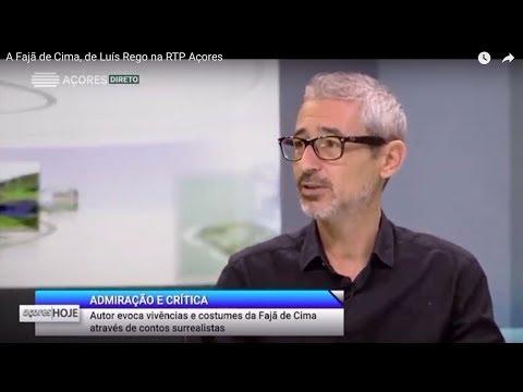 A Fajã de Cima, de Luís Rego na RTP Açores