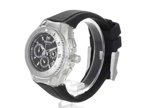 Reloj Technomarine Curise Original Black Cronografo 111002
