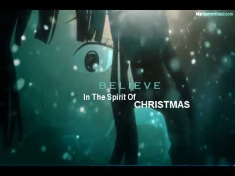 B E L I E V E  in The Spirit of Christmas!