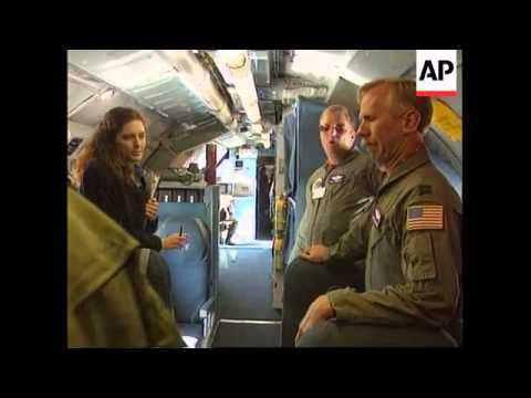 Russia - US military observers