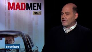 `Mad Men' Creator Weiner: Piketty Confirmed My Thoughts