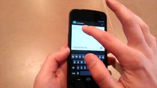Android Tip:  Quickly Drag and Drop Text on Jelly Bean or ICS