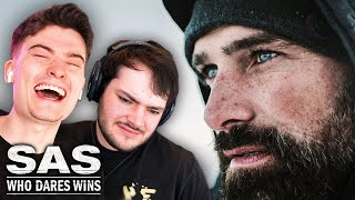 will and james watch sas who dares wins