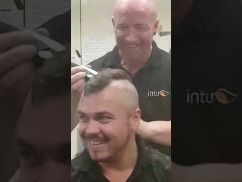 """Sponsored """"Head Shave"""" for Teenage Cancer Trust"""