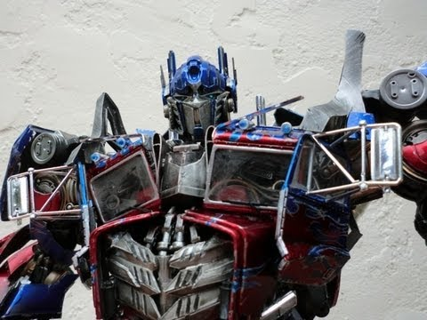 Transformers movie optimus prime custom by encline designs - Optimus prime dessin ...