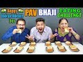 MOM VS DAD PAV BHAJI CHALLENGE INDEPENDENCE DAY SPECIAL COMPETITION Food Challenge India Ep 85 mp3