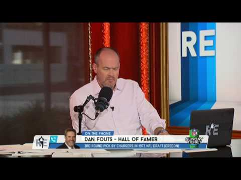 Pro Football Hall Of Famer Dan Fouts on How The AFC Plays Out - 8/23/16