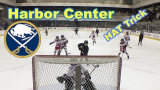 Kids HoCkeY - Game at Buffalo Sabres State of the Art Practice Facility Harbor Center- Hat Trick