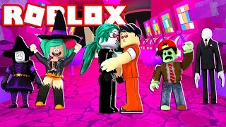 * new * feast of HALLOWEEN in ROBLOX 😱 BLOXBURG