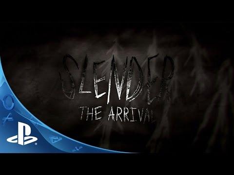 Slender: The Arrival Release Date Announcment Trailer | PS3