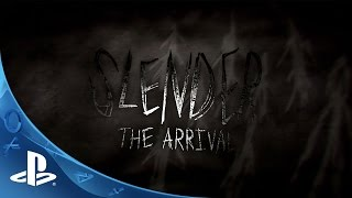 Slender: The Arrival Release Date Announcment Trailer | PS3