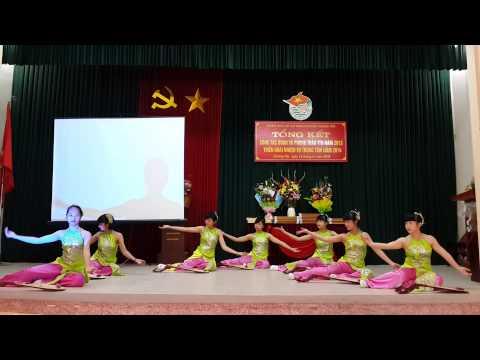 Tổng kết năm 2013 đoàn phường Dương Nội