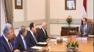 توجيهات الرئيس السيسي بإنشاء مدينة العدالة ومساعدة الفلسطينيين لتحقيق السلام العادل