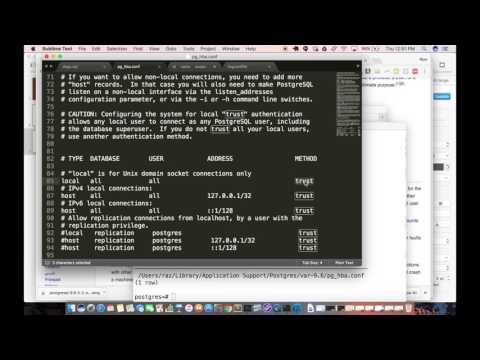 PostgreSQL and the Principle of Least Privilege